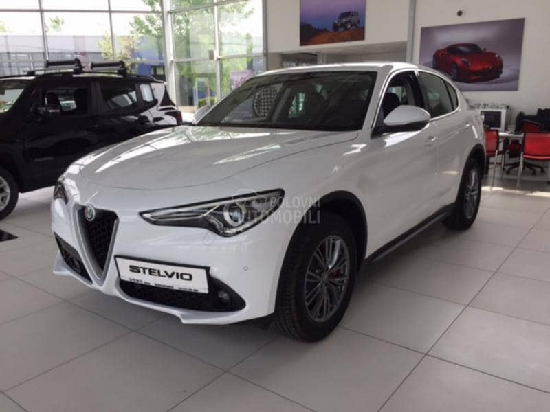 Alfa Romeo Stelvio SUPER  190 AWD AT8