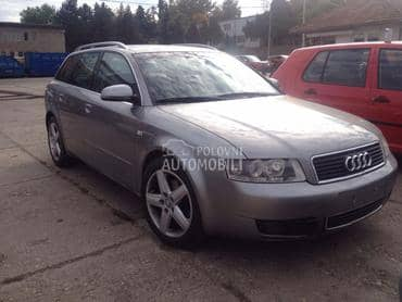 Suspleh za Audi A4 od 2001. do 2004. god.