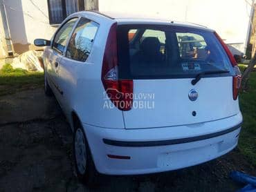 Pregrada za Fiat Punto od 2000. do 2007. god.