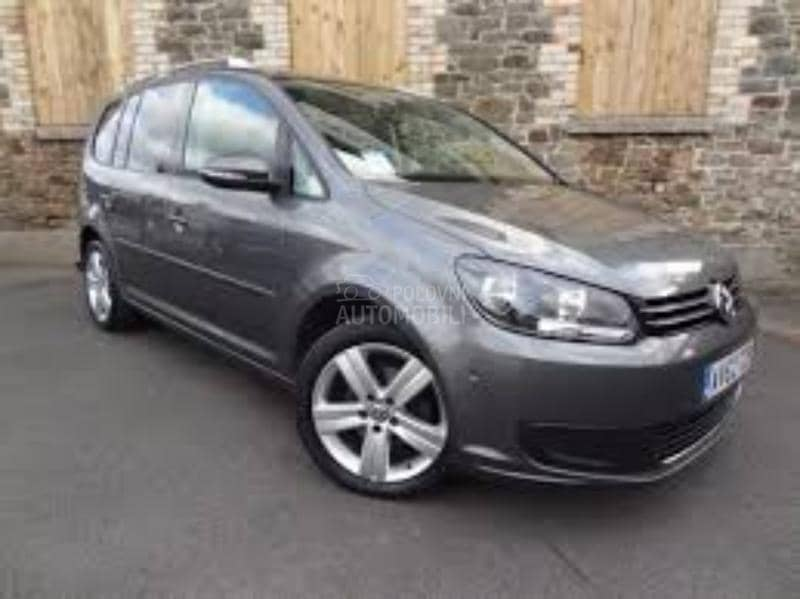 VW  TOURAN OD 2OO4 DO 2O1