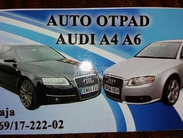 Sofersajbna za Audi A4 od 2005. do 2008. god.