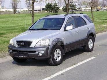 Kompresor klime za Kia Sorento od 2002. do 2006. god.