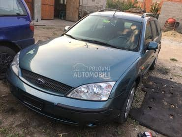 Kompresor klime 2.0 tddi/tdci za Ford Mondeo od 2001. do 2007. god.