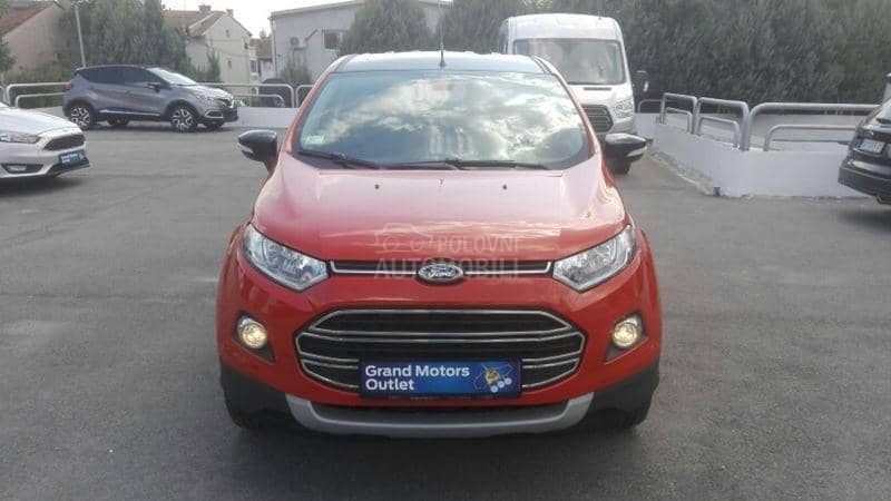 Ford Eco Sport 1.5 TDCi FORD DEMO