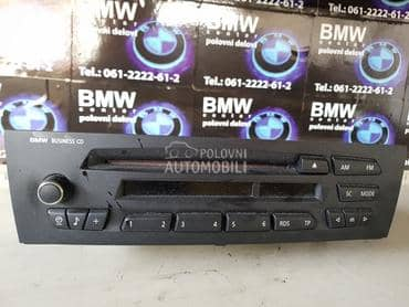 CD player za BMW 114, 116, 118 ... od 2005. do 2012. god.