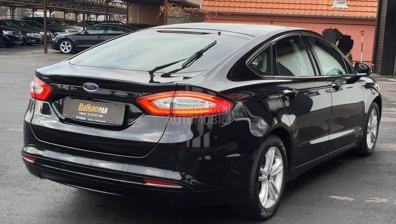 Ford Mondeo FUL