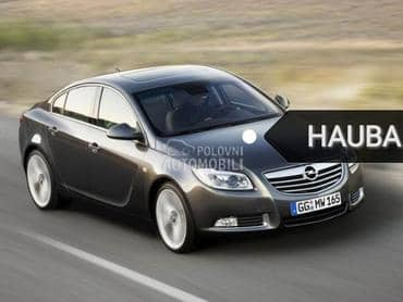 Hauba za Opel Insignia od 2009. do 2015. god.