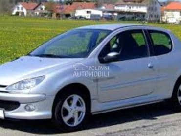 MOTORIC za Peugeot 206 od 2001. do 2010. god.