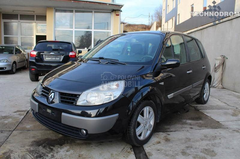 Renault Scenic 1.5 dci Authentique