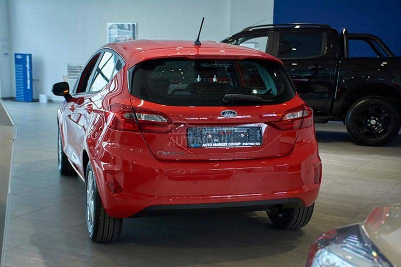 Ford Fiesta 1.5 85 Business