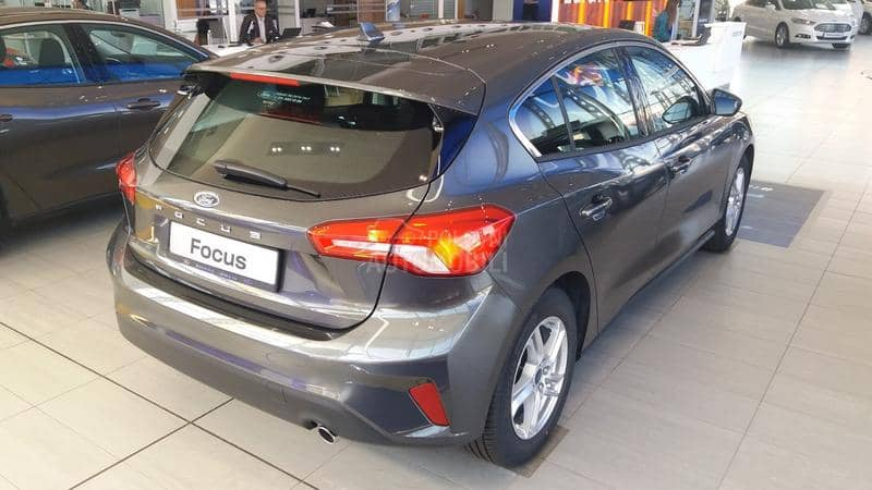 Ford Focus 1.0 ecoboost 100
