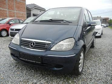 Mercedes Benz A 170 CDI ELEGANCE LONG