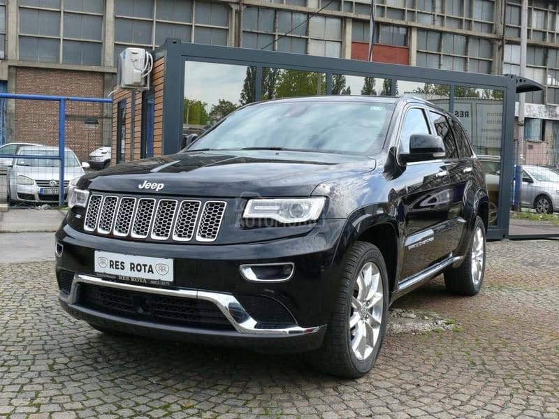 Jeep Grand Cherokee 3.0 SUMMIT