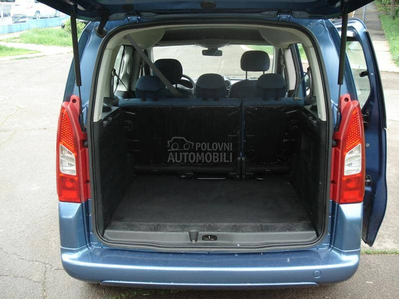 Citroen Berlingo 1.6hdi multispace