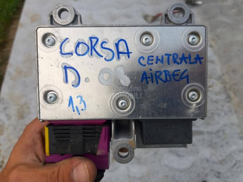 centrala airbag