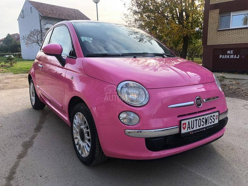 Fiat 500 1.2 Limited edition
