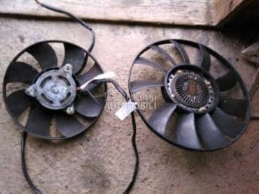 VENTILATOR KLIMA VISKO za Volkswagen Bora, Golf 4, Passat B5 ... od 1998. do 2005. god.