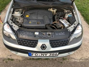 Motor za Renault Clio od 2002. do 2007. god.