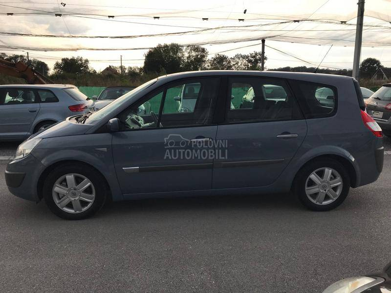 Renault Grand Scenic 1.9DCI T O P