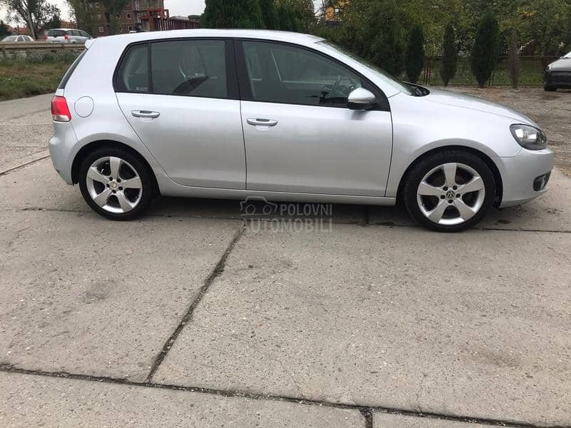 Volkswagen Golf 6 1.6TDI bluemotion