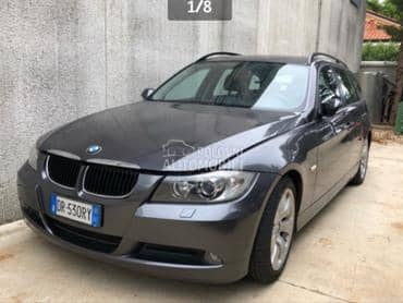 N47 turbina 177ks za BMW 120, 320, 520 od 2007. do 2010. god.