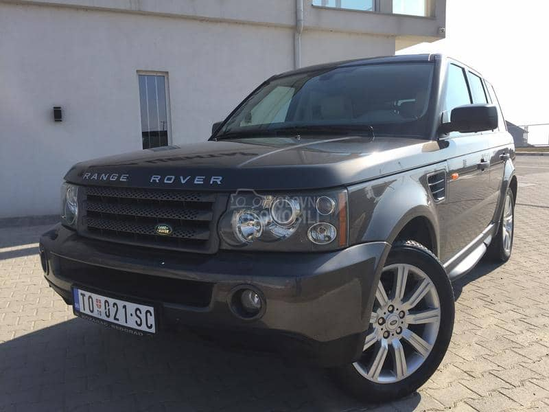 Land Rover Range Rover Sport 2.7 HSE