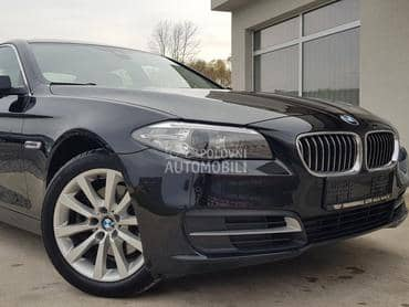 BMW 520 X DRIVE/ restyling