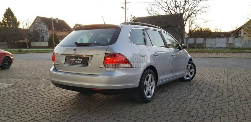 Volkswagen Golf 5 1.9TDI 105PS/T-O-P