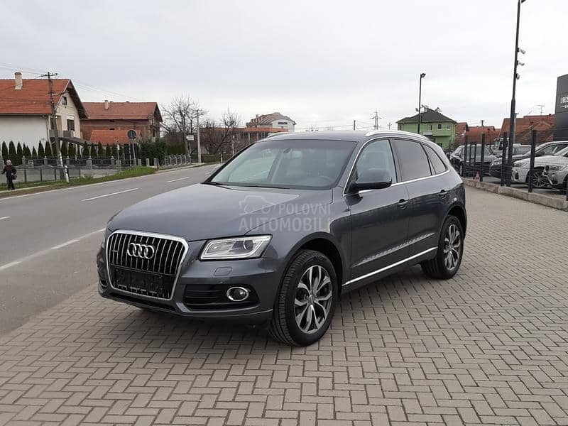 Audi Q5 2.0TDI Led Stronic