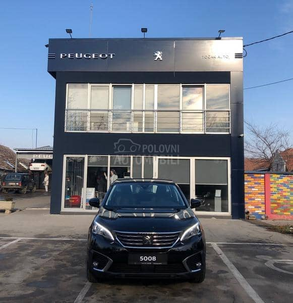 Peugeot 5008 Active 1.5H 130 AT8