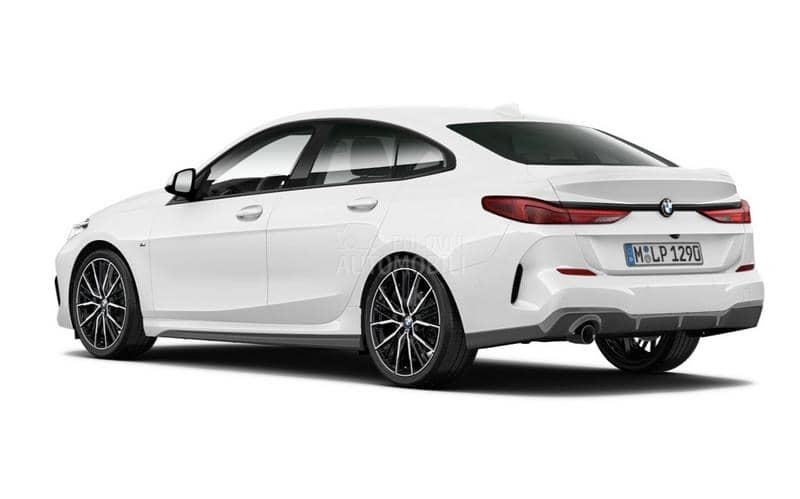 BMW 218 i Gran Coupe