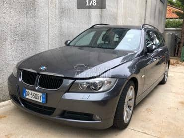 motorni kompijuter ecu za BMW Serija 1, 116, 118 ... od 2007. do 2014. god.