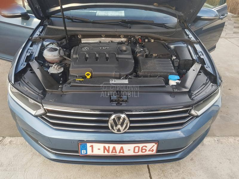 Volkswagen Passat B8 HIGH LINE-BLUEMOTION