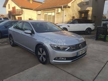 Volkswagen Passat B8 HIGHLINE BLUEMOTION