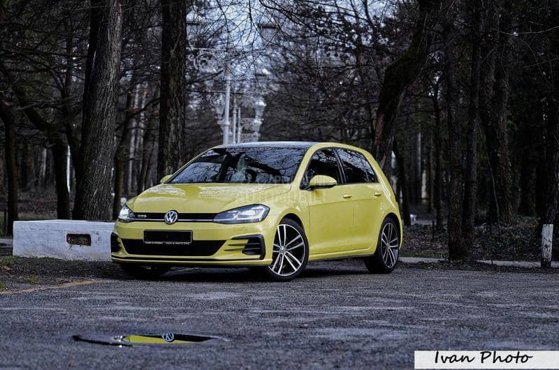 Volkswagen Golf 7 7.5 GTD Virtual Led