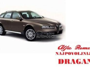 Opruga za Alfa Romeo 156 od 1998. do 2005. god.