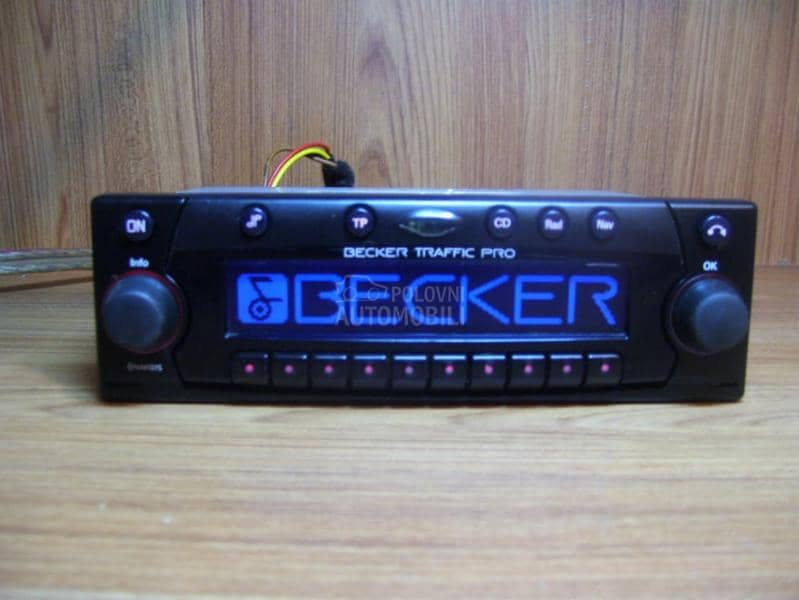 Becker CD radio