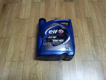 ELF Evolution 900NF 5W40