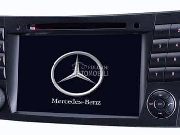 Multimedija za Mercedes Benz CLS 220, CLS 250, CLS 280 ...